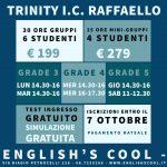 trinity i.c. raffaello